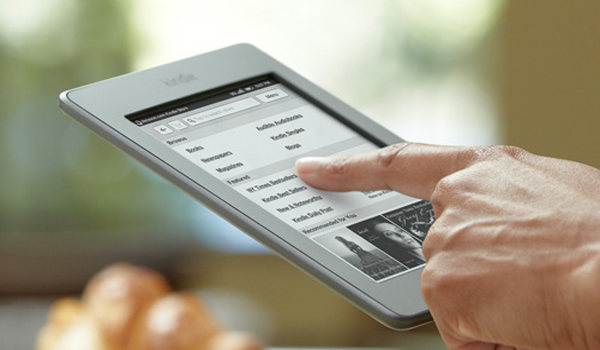 Amazon Changes Kindle Touch and Kindle Touch 3G Shipping Dates