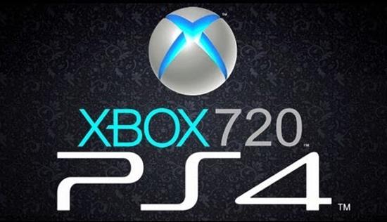 Xbox 720 Vs PS4
