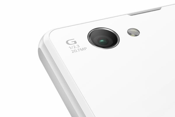 Sony Xperia Z1 Compact - Camera