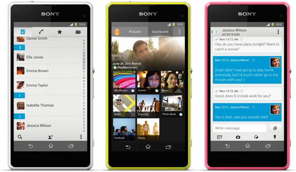 Sony Xperia Z1 Compact: Big Features in Compact Size ...