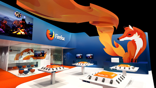 Mozilla Ready to Showcase New OS at MWC 2014