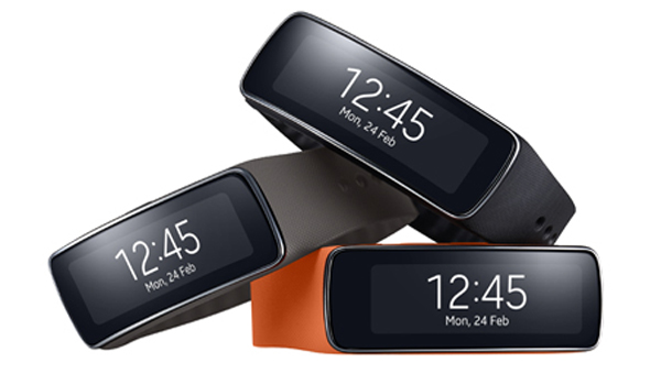 Samsung Introduces the First Wearable Line with Samsung Gear Fit