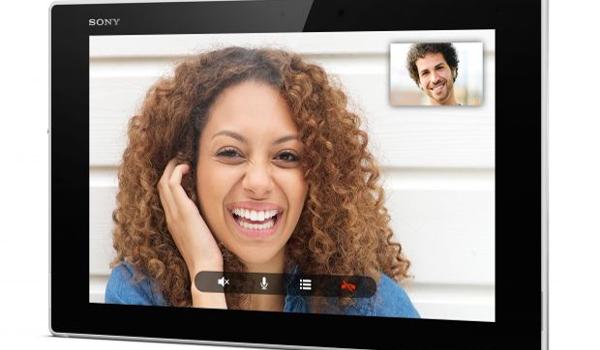 Xperia Z2 Tablet - Skype