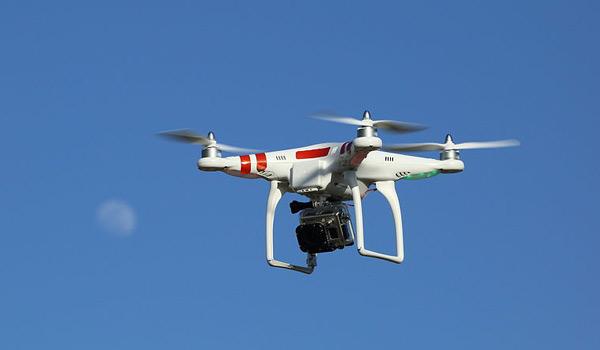 Drone for Future Delivery
