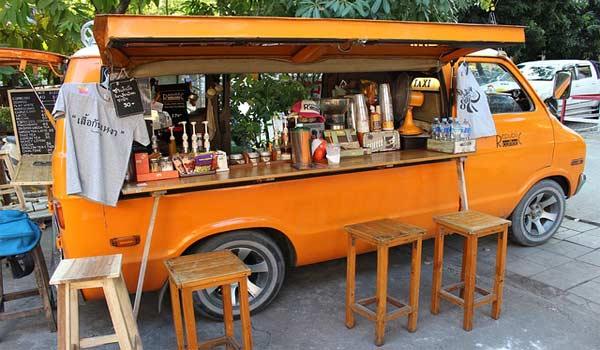 Food-Restaurant-Van