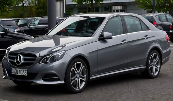 Mercedes E Class: A Revolution In Driving