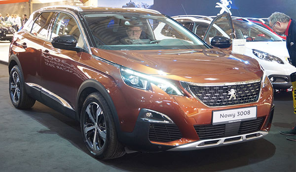 Award-Winning Tech? Look No Further Than The Peugeot 3008