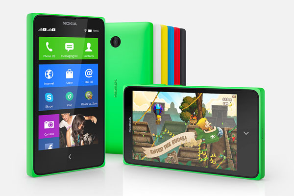 Nokia Affordable Smartphones