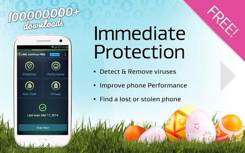 AVG Mobilation Antivirus