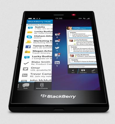 BlackBerry Z3 Smartphone