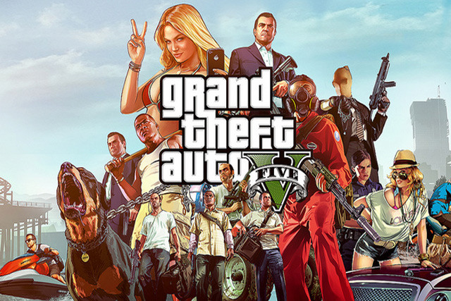 Video Game Facts about GTA V